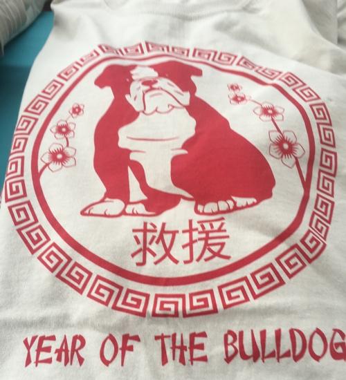 YR Bulldog Shirt