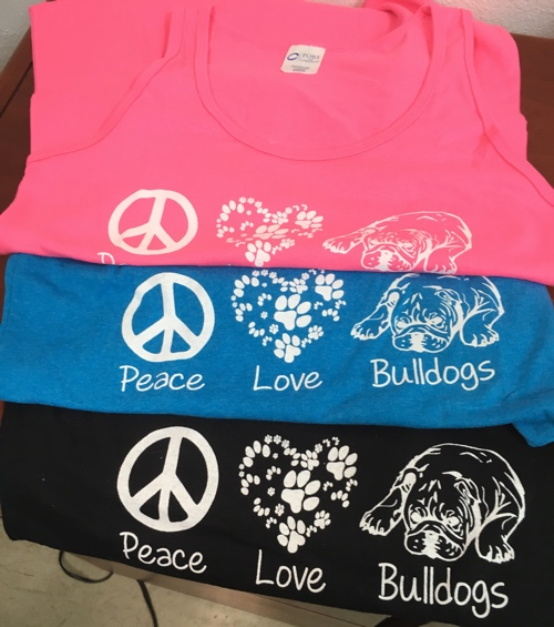 Peace,Love,Bulldogs